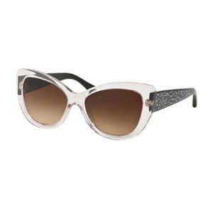 Coach Sunglasses pink and black with crystals